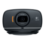 Logitech C525 webcam 8 MP 1280 x 720 pixels USB 2.0 Black