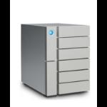 LaCie 6big Thunderbolt 3 disk array 60 TB Desktop Silver