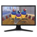 "Viewsonic LED LCD VP2780-4K 27"" 4K Ultra HD TFT Black computer monitor"