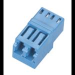 Black Box FOT125 fiber optic adapter LC/LC 1 pc(s) Blue