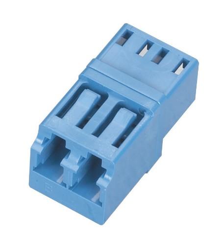 Black Box FOT125 fibre optic adapter LC/LC 1 pc(s) Blue