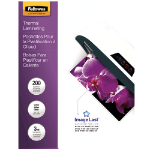 Fellowes 5244101 200pcs Laminator Pouch