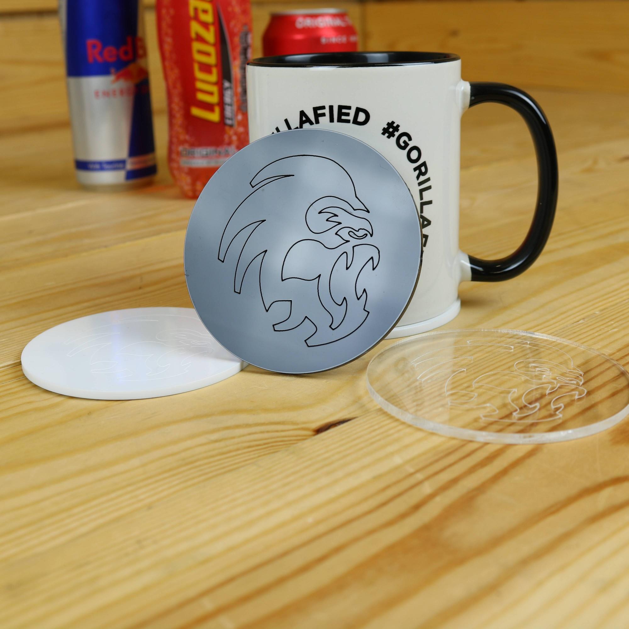 Gorilla Gaming DRINK/CUP COASTER