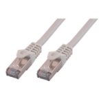 MCL FTP6-2M cable de red Cat6 F/UTP (FTP) Gris