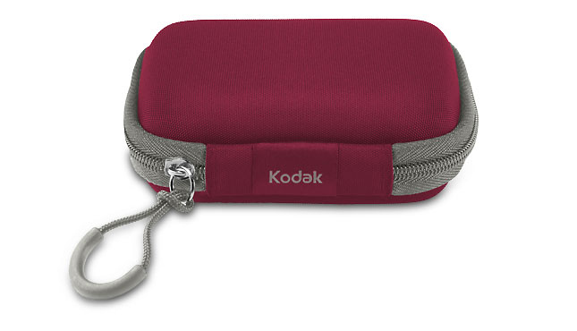 Kodak CAMERA HARD CASE RED