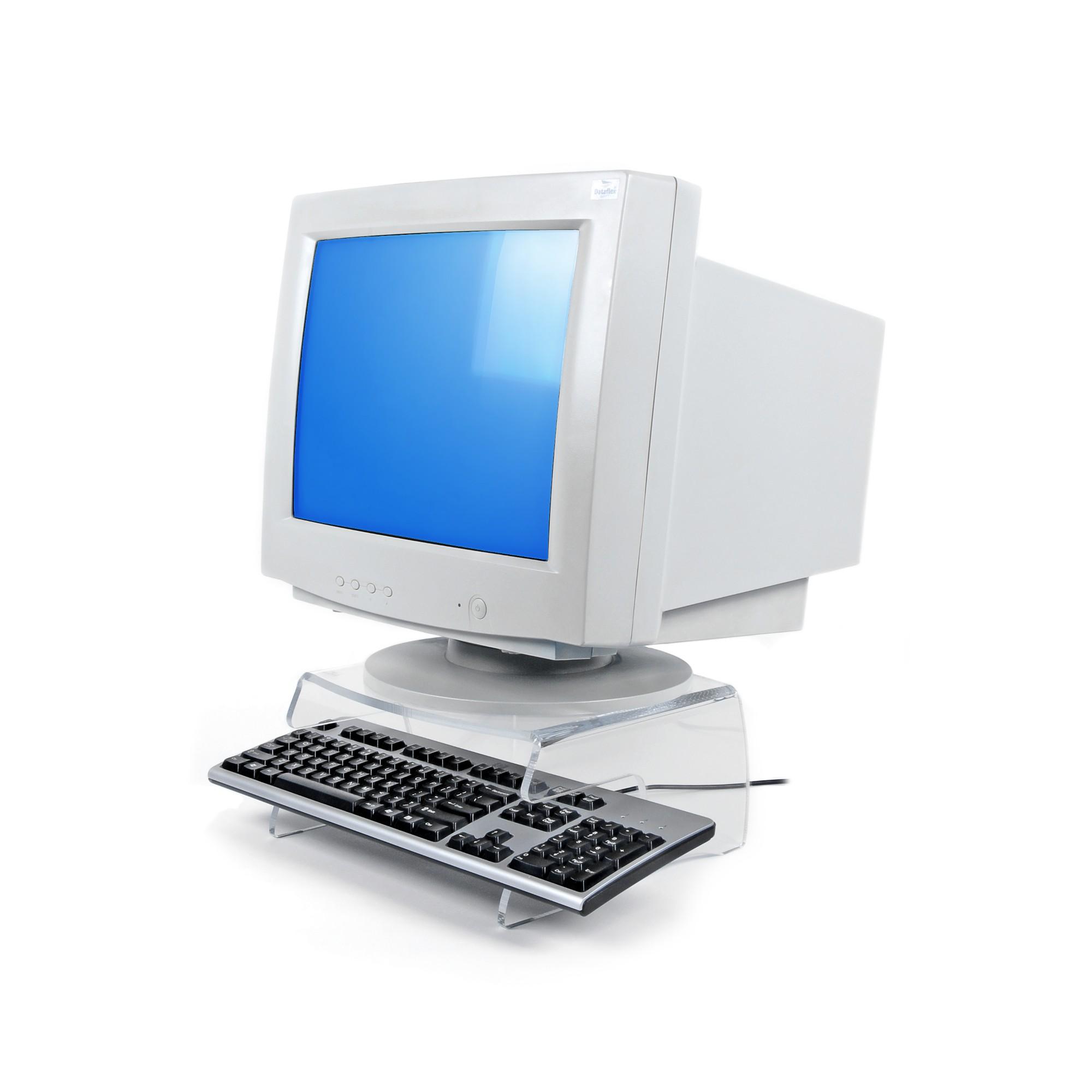 Dataflex Addit monitorverhoger 100