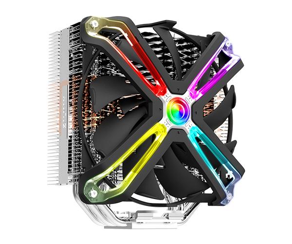 Zalman CNPS17X computer cooling component Processor Cooler