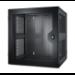 APC NetShelter WX 13U Bastidor de pared Negro