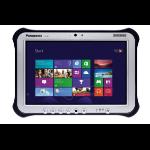 "Panasonic Toughpad FZ-G1 4G LTE 256 GB 25.6 cm (10.1"") 7th gen Intel® Core™ i5 8 GB Wi-Fi 5 (802.11ac) Windows 10 Pro Black, Silver"