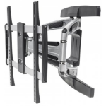 "Manhattan 461306 flat panel wall mount 139.7 cm (55"") Black,Silver"