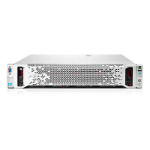 Hewlett Packard Enterprise ProLiant DL560 Gen8 2.3GHz E5-4610V2 1200W Rack (2U)ZZZZZ], 732341-421