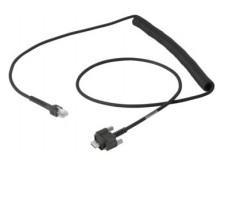 Zebra 25-164479-02 signal cable 2.74 m Black