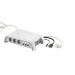 C2G 80869 Indoor 7AC outlet(s) 5m Grey,White power extension