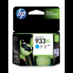 HP CN054AE (933XL) Ink cartridge cyan, 825 pages, 9ml