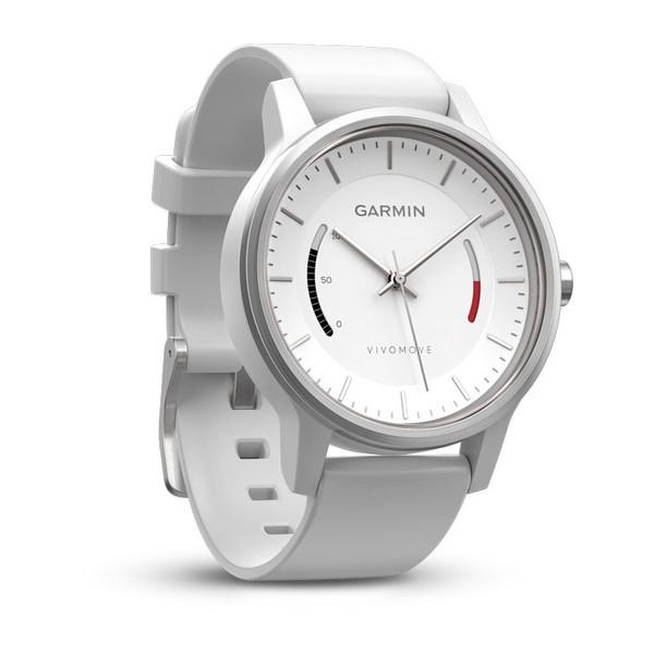 Garmin vívomove Wristband activity tracker LCD Wireless White