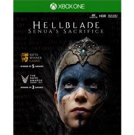 Microsoft Hellblade: Senua's Sacrifice, Xbox One vídeo juego Básico Español