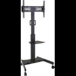 "VivoLink VLFS3266 flat panel floorstand 165.1 cm (65"") Portable flat panel floor stand Black"