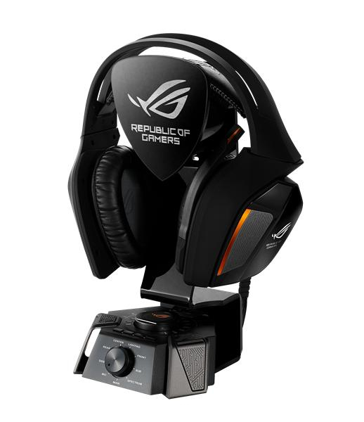 ASUS ROG Centurion Headset Head-band Black