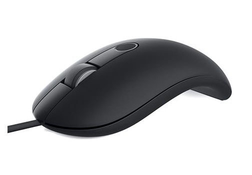 DELL MS819 MOUSE USB OPTICAL 1000 DPI AMBIDEXTROUS