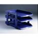 Rexel Agenda Height Raisers Blue (5)