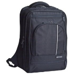 "Brenthaven ProStyle BP-XF notebook case 17"" Backpack case Black"