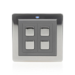 Lightwave LW221SS electrical switch Smart switch Stainless steel
