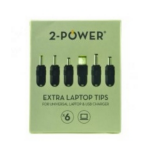 2-Power Additional Tip Pack (x6) BUN5092A