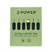 2-Power BUN5092A Black notebook power tip