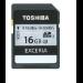 Toshiba Exceria SD 16GB 16GB SDHC UHS memory card