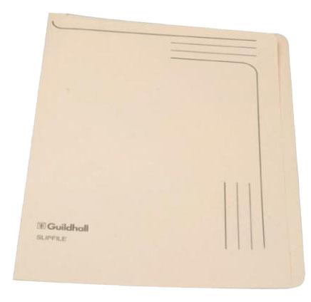Guildhall 4609Z folder A4 Cream
