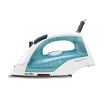 Breville VIN369 iron Dry & Steam iron Stainless Steel soleplate Turquoise, White 2200 W