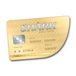 Rockstar Games Grand Theft Auto Online Whale Shark Cash Card PC