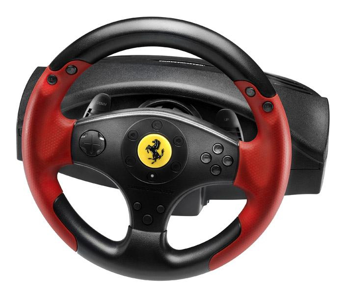 Ferrari Racing Wheel Red Legend Edition - Pc / ps3