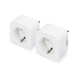 ASSMANN Electronic 84336 smart plug Wit 2300 W