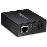 Trendnet TFC-GSFP network media converter 2000 Mbit/s Multi-mode, Single-mode Black