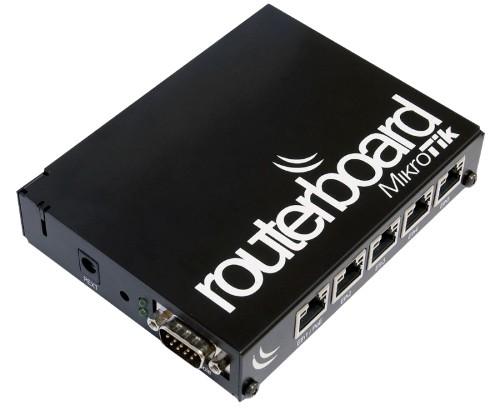 Mikrotik CA150 equipment case Cover Black