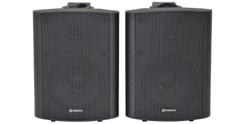 Adastra 100.905UK loudspeaker 45 W Black