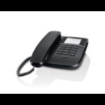 Gigaset DA510 Analoge telefoon Zwart