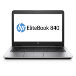 "HP EliteBook 840 G3 2.5GHz i7-6500U 14"" 2560 x 1440pixels Silver"