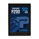 "Patriot Memory 512GB P200 2.5'' SATA III 2.5"" Serial ATA III"