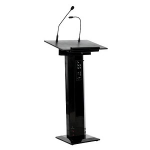 Sapphire SSLECT2B Projector Multimedia stand Black multimedia cart/stand