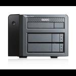Promise Technology Pegasus2 R2+ 6000GB Desktop Black disk array