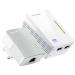 TP-Link 300Mbps AV500 WiFi Powerline Extender Starter Kit (TL-WPA4220KIT)