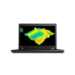 "Lenovo ThinkPad P73 Black Mobile workstation 43.9 cm (17.3"") 1920 x 1080 pixels 9th gen Intel® Core™ i7 16 GB DDR4-SDRAM 512 GB SSD Windows 10 Pro"