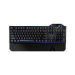 Azio MGK L80 USB QWERTY English Black keyboard