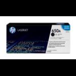 HP 650A Origineel Zwart 1 stuk(s)