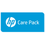 HP E Foundation Care Next Business Day Service - Extended service agreement - parts and labour - 4 year