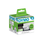 DYMO S0929100 DirectLabel-etikettes, 89mm x51mm