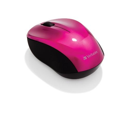 Verbatim Go Nano mouse RF Wireless 1600 DPI