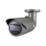 Samsung QNO-6070R security camera IP security camera Indoor & outdoor Bullet Ceiling/Wall 2000 x 1121 pixels
